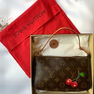 Louis Vuitton RARE Cherry Pochette